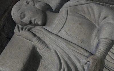 Sepulcro atribuído a Raimundo de Borgoña