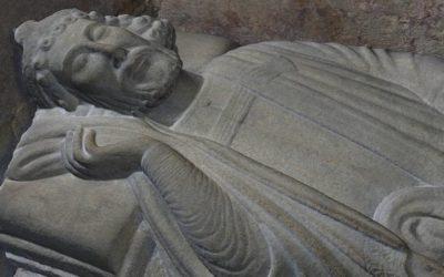 Sepulcro del Rey Alfonso IX