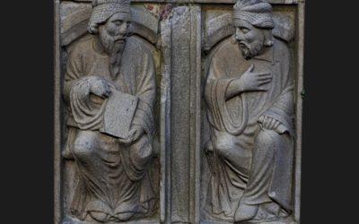 Daniel and Isaiah