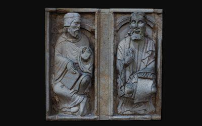 Jeremías y Santiago el Mayor