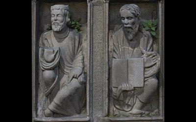 Salomón y Moisés