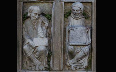 Saint Luke and Aegeo