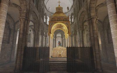 Altar Mayor de Gelmírez
