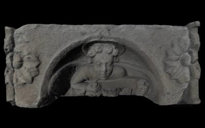 Cornice fragment
