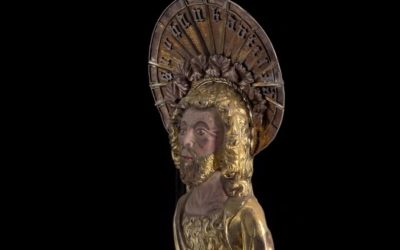 Statuette of Saint John the Baptist