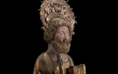 Statuette of Saint Peter